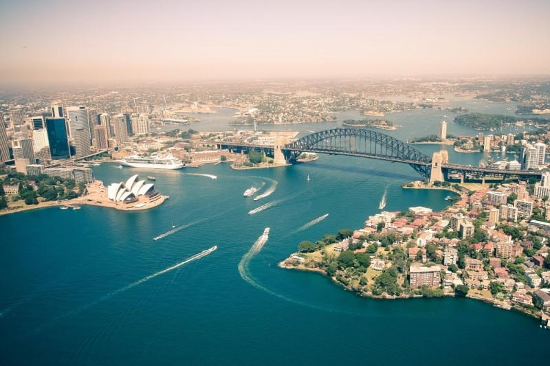 Australian Tourist Board, Sydney, Australia