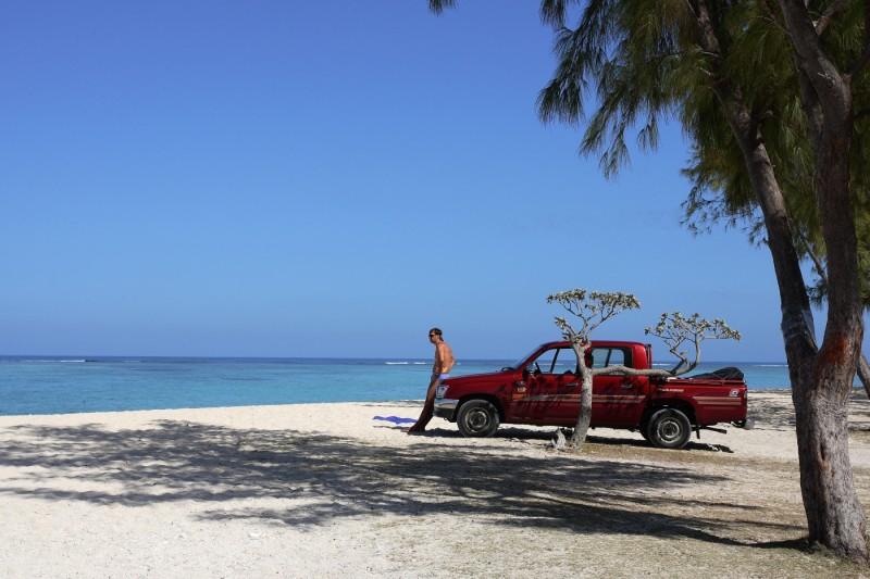 Mauritius Tourist Board Photoshoot
