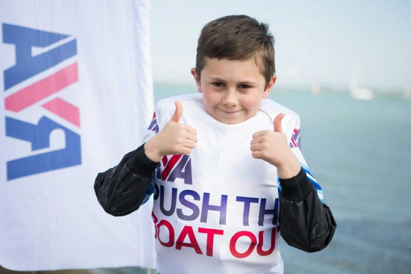 RYA 'Push the boat out' event