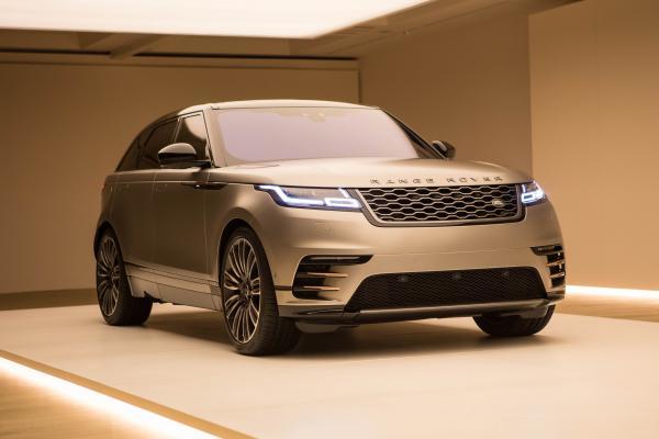 Range Rover Velar World Premiere at The London Design Musuem